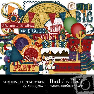 Birthday emb medium