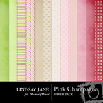 Pink champagne pp small