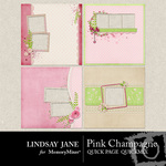 Pink Champagne Quick Page QuickMix-$3.49 (Lindsay Jane)