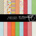 Its Elementary Paper Pack-$3.99 (Karen Lewis)