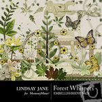 Forest Whispers Embellishment Pack-$2.00 (Lindsay Jane)