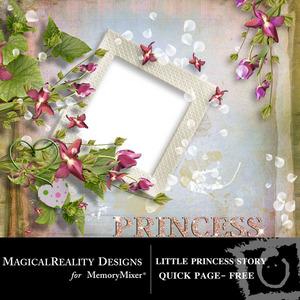 Little princess story free qp medium