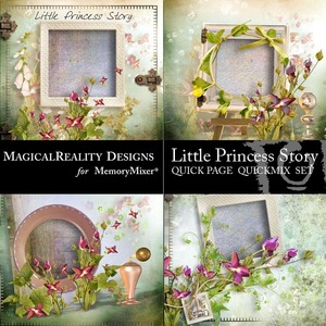 Little princess story qp medium