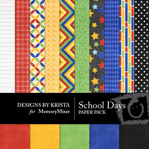School days pp medium