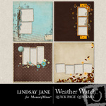Weather Watch Quick Page QuickMix-$3.49 (Lindsay Jane)