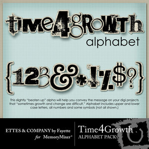 Time 4 growth alpha medium