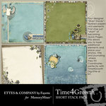 Time 4 Growth Stacked Paper Pack-$2.49 (Ettes and Company by Fayette)