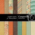 Camporama Paper Pack-$3.49 (Karen Lewis)