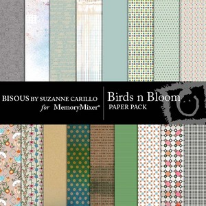 Birds n bloom pp medium