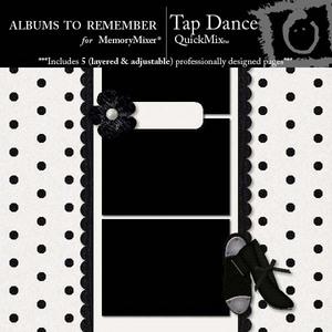 Tap dance qm medium