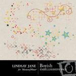 Boyish Scatterz Pack-$1.99 (Lindsay Jane)