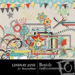Boyish Embellishment Pack-$3.99 (Lindsay Jane)