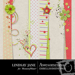 Awesomeness Border Pack-$1.99 (Lindsay Jane)