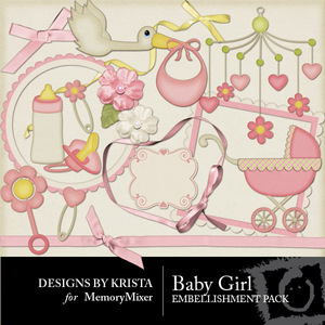 Baby girl emb dbk medium