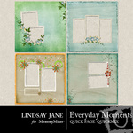 Everyday Moments Quick Page QuickMix-$2.49 (Lindsay Jane)