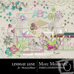 More Moments Embellishment Pack-$3.99 (Lindsay Jane)