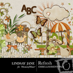 Refresh Embellishment Pack by LJ-$3.49 (Lindsay Jane)