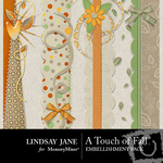 A Touch of Fall Border Pack-$1.99 (Lindsay Jane)