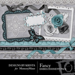 Fancy Embellishment Pack-$2.49 (Designs by Krista)