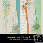 Scrap It Border Pack-$1.99 (Lindsay Jane)
