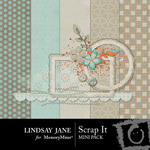 Scrap It Mini Pack-$2.99 (Lindsay Jane)