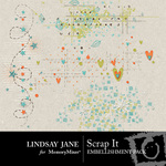 Scrap It Scatterz Pack-$1.99 (Lindsay Jane)