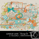 Scrap It Embellishment Pack-$3.99 (Lindsay Jane)