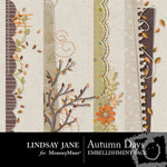 Autumn Days Border Pack-$1.99 (Lindsay Jane)
