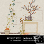 Autumn Days Frame Pack-$1.99 (Lindsay Jane)