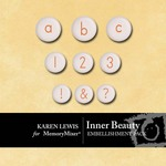 Inner Beauty Alphabet Pack-$0.99 (Karen Lewis)