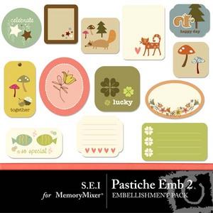 Pastiche emb 2 medium