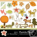 Pastiche Embellishment Pack 1-$2.99 (s.e.i)