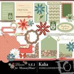 Kalia Embellishment Pack-$2.49 (s.e.i)