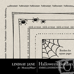 Halloween borders small
