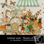 Shades of Fall Embellishment Pack-$3.99 (Lindsay Jane)