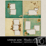 Shades of Fall Quick Page QuickMix-$3.49 (Lindsay Jane)