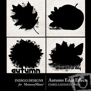 Autumn edge effects emb medium