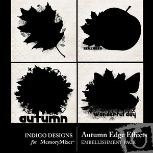 Autumn edge effects emb medium