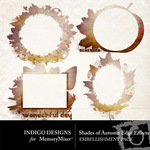 Shades of Autumn Edge Effects-$2.49 (Indigo Designs)