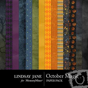 October magic pp medium
