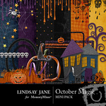 October Magic Add On Mini Pack-$3.49 (Lindsay Jane)