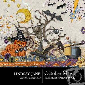 October magic emb medium