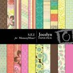 Jocelyn Paper Pack-$3.99 (s.e.i)