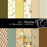 Pastiche Paper Pack 1-$3.99 (s.e.i)