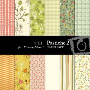Pastiche pp 2 medium