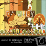 Fall Frolic Mini Pack-$3.49 (Albums to Remember)