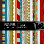 Play KS Paper Pack-$3.99 (Krista Sahlin)