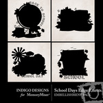 School Days Edge Effects-$1.99 (Indigo Designs)