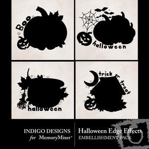 Halloween edge effects medium
