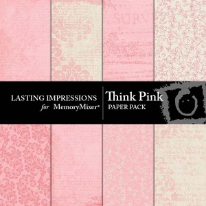 Think pink pp medium